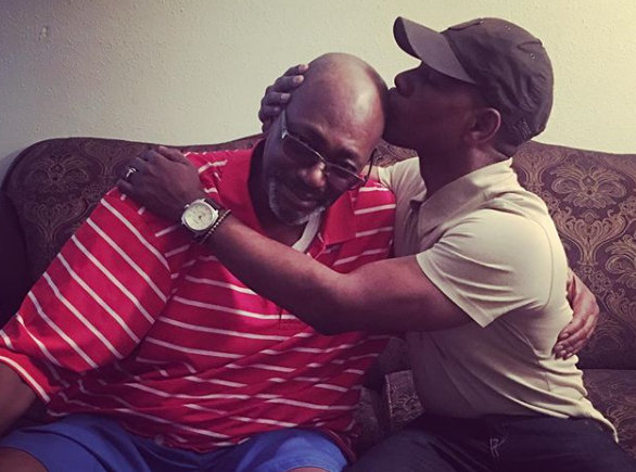 Kirk Franklin's Time To Forgive Terminally Ill Biological Father