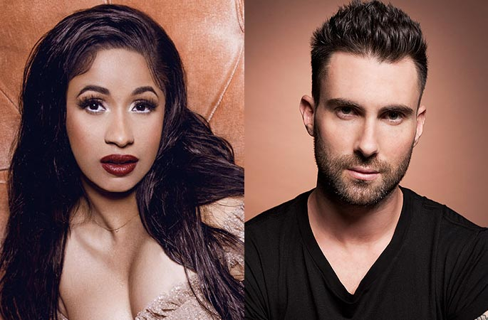 "Maroon 5 ""Girls Like You"" Featuring Cardi B Collab Knocks Drake's ""In My Feelings"" Out of No. 1 Spot"