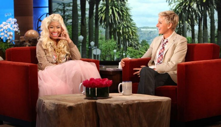 Watch Nicki Minaj Explain Why She Called Out Travis Scott On 'Ellen'