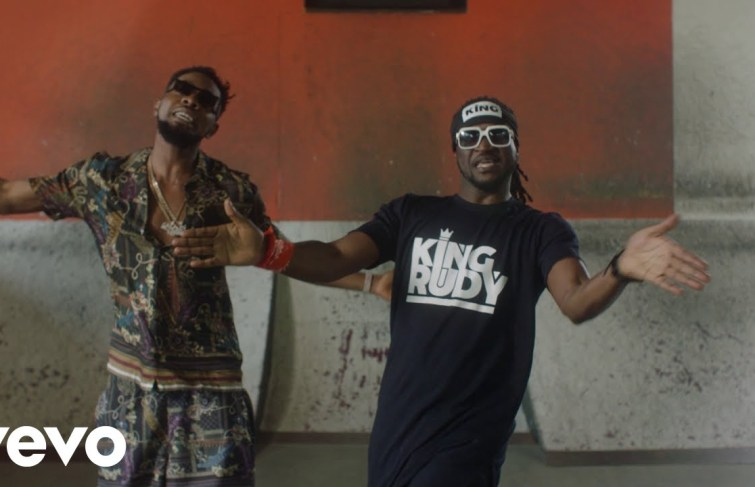 Rudeboy Drops New Video 'Together' featuring Patoranking