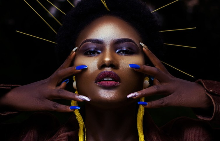 DAISY AKPOROKAH IS ON COURSE TO ACHIEVE SUCCESS IN THE MODELLING INDUSTRY