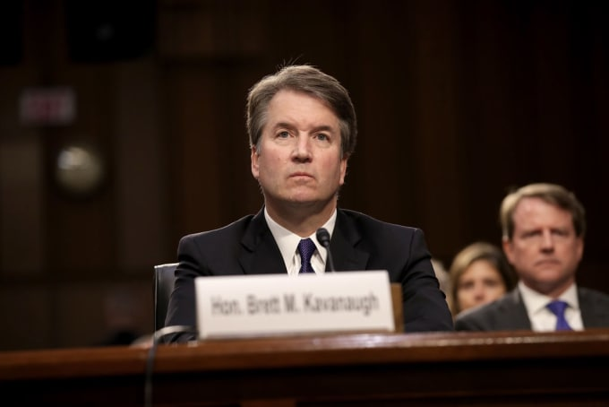 Brett Kavanaugh Confirmed to the U.S. Supreme Court