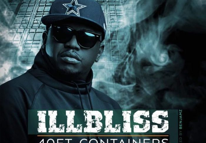 ILLBLISS DROPS NEW VIDEO '40FEET CONTAINERS' FEATURING OLAMIDE