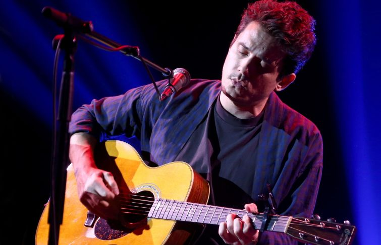 "John Mayer Debuted A New Song ""I Guess I Just Feel Like"""