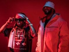Lil Wayne Drops New Video 'Uproar'