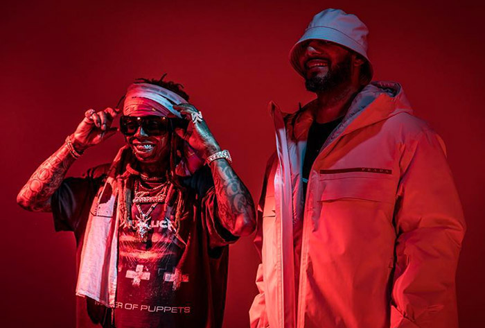 Lil Wayne Drops New Video 'Uproar'