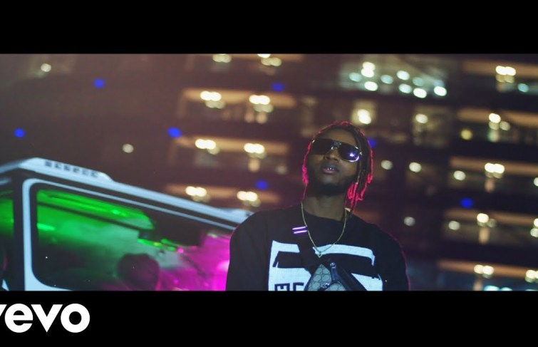 Yung6ix Releases Video for The song 'Ina The Benz'