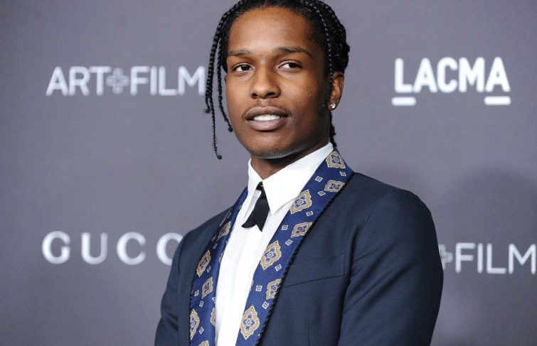 "A$AP Rocky's Featuring Juicy J ""Gunz N Butter"" Video"
