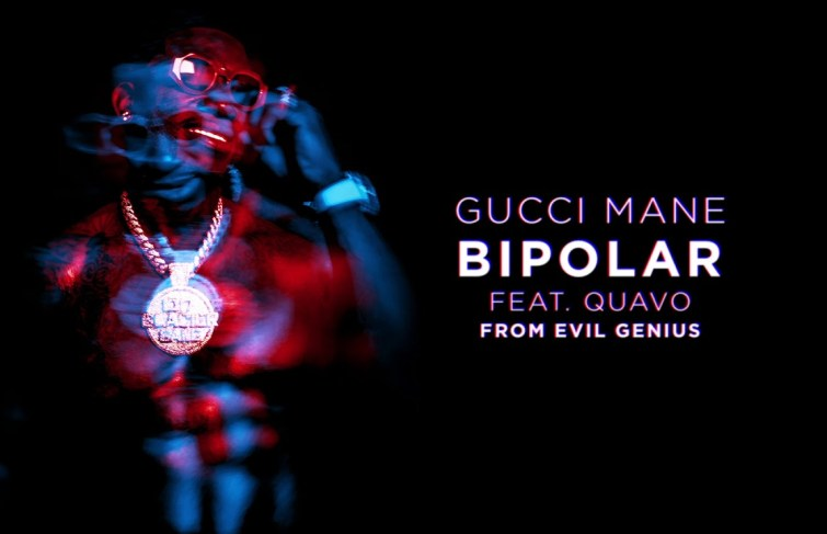 """Gucci Mane Teams Up With Quavo on """"BiPolar"""""""