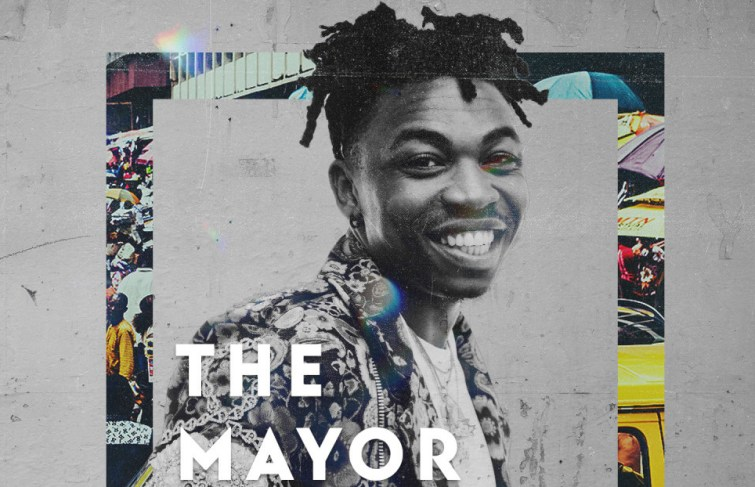 Mayorkun Unveils Cover Art & Track list for His debut Album 'The Mayor of Lagos