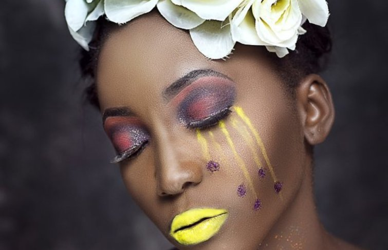 Angela Igbinoba Adventurous Modeling Journey