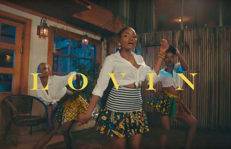 Simi Drops Video for 'Lovin'