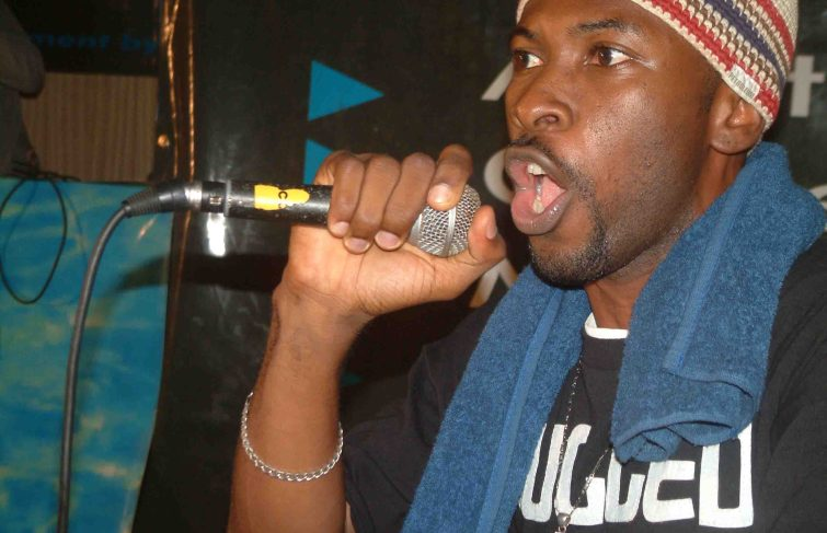 2004 – WATER SLAM HEADLINED BY D'BANJ AND RUGGEDMAN