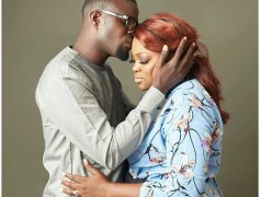 Funke Akindele Bello & JJC Skillz Welcome Twins