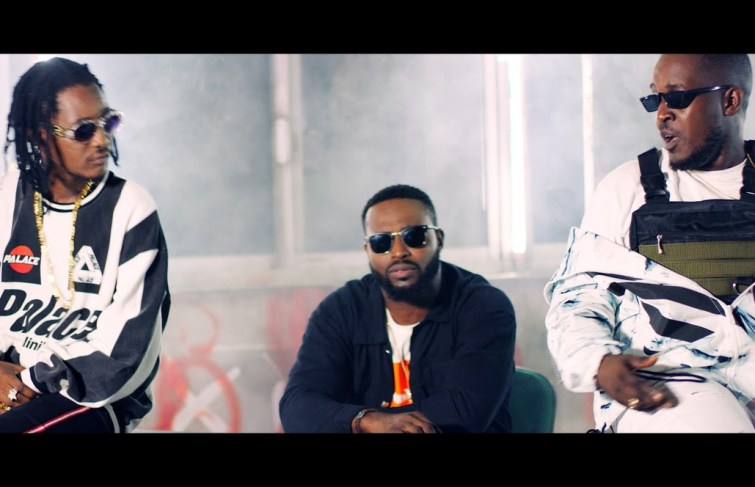 DJ Neptune Drops Visual For 'Blood & Fire' Featuring MI & Jesse Jagz