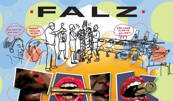 "Falz Releases Visual For ""Talk"""