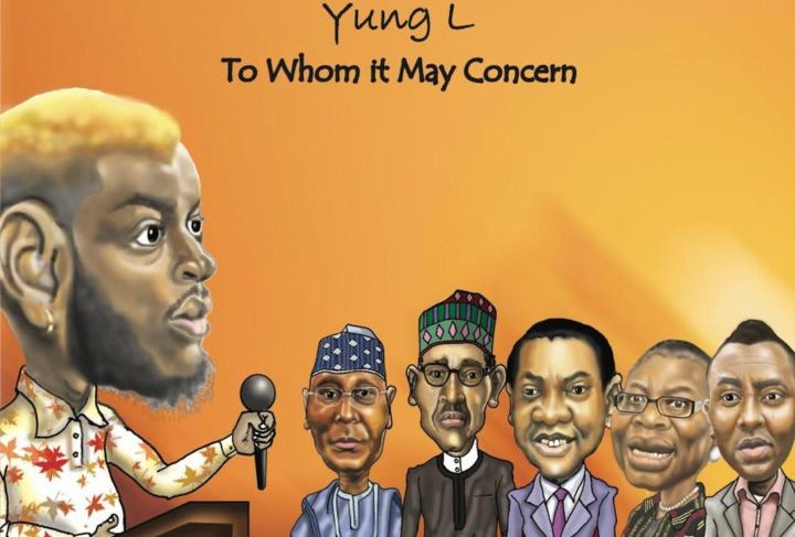 Yung L Drops 'To Whom It May Concern'