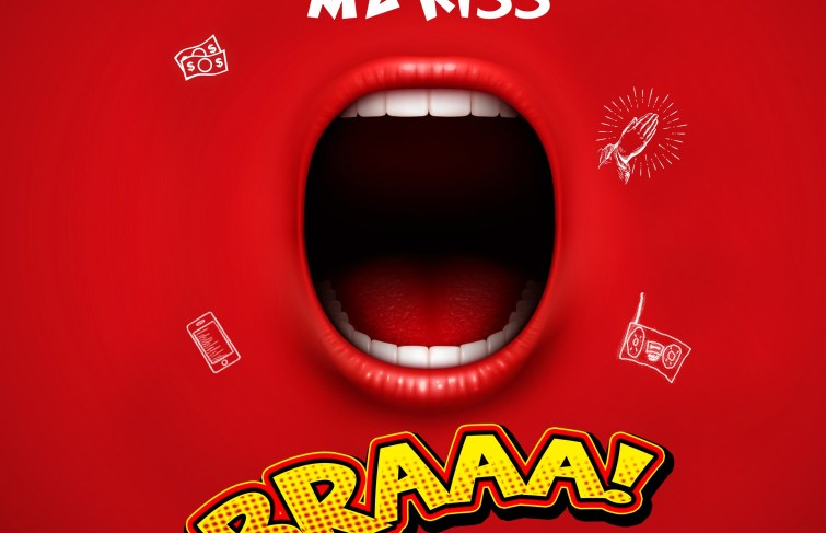 Mz Kiss Drops 'BRAAA'
