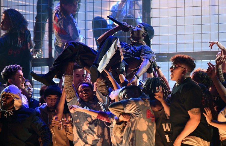 Travis Scott's Grammy Performance Got Everyone Excited