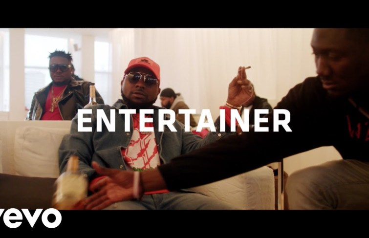 CDQ Drops Visuals For 'Entertainer' Featuring Davido