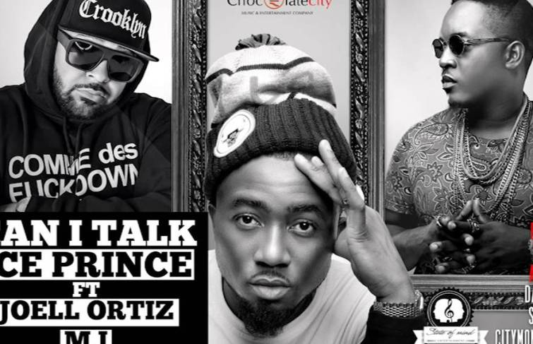 Ice Prince Featuring Joel Ortiz & M.I Abaga – Can I Talk