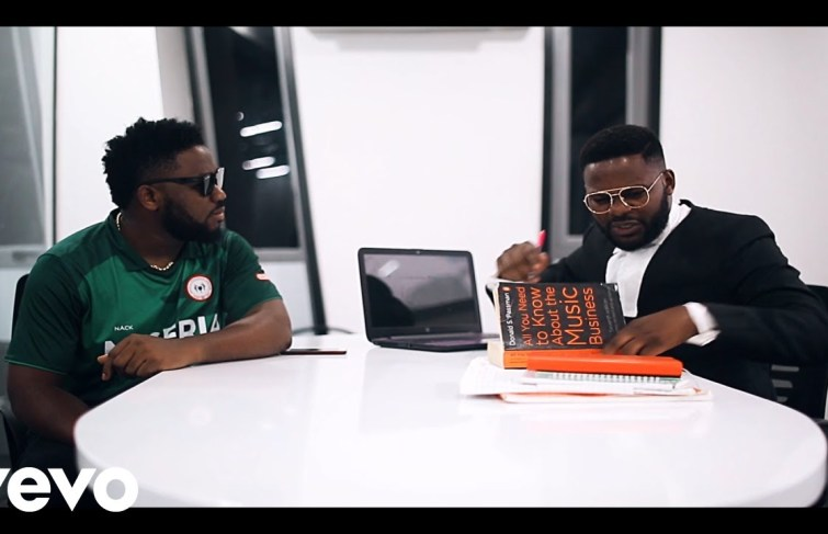 "Magnito Drops Part 7 of ""Relationship Be Like"" Video Series feat. Falz"