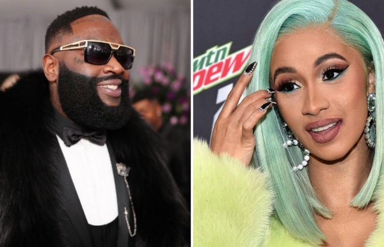 "Rick Ross's Supports For Cardi B: ""We Don't Need To Persecute Her"""