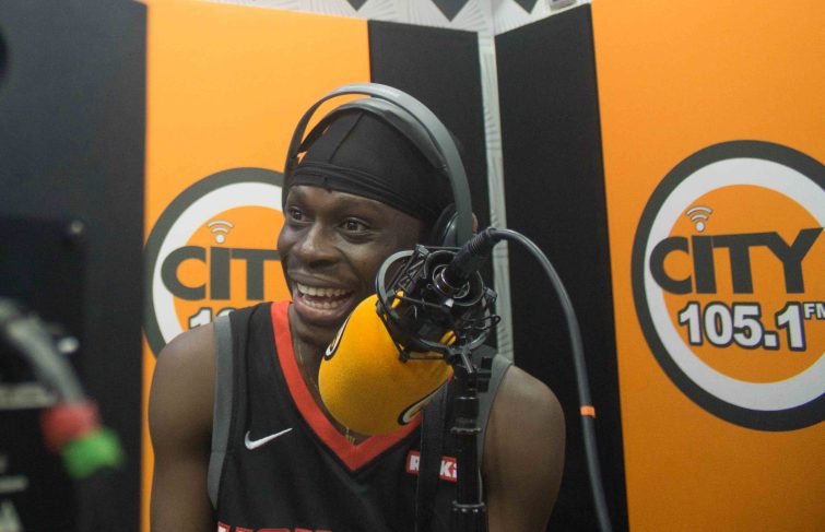 Fireboy DML Reveals His 'Humble Transitioning To A signed Artist' On Quincy's Show On City105.1FM