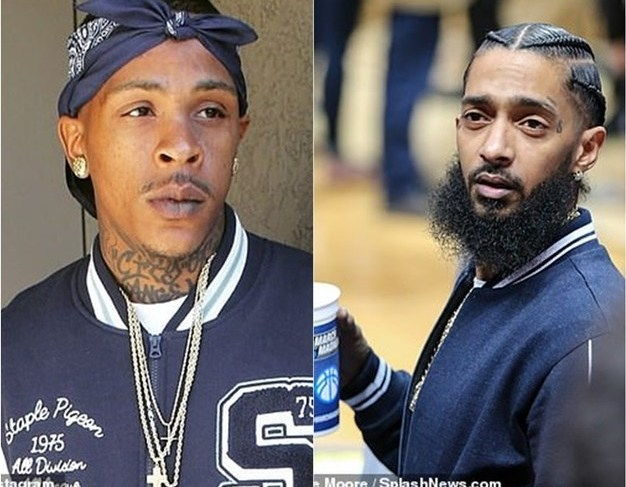Eric Holder Pleaded Not Guilty To Nipsey Hussle's Murder
