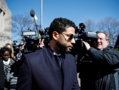 City Of Chicago Files Law Suit Against Jussie Smollett