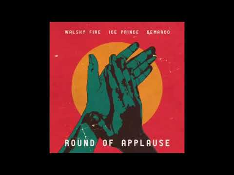 Ice Prince Drops 'Round Applause' Ft. Walshy Fire & Demarco