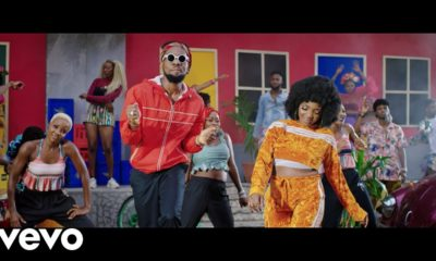 Simi Drops New 'Song' Jericho Featuring Patoranking