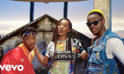 "Tiwa Savage, Kizz Daniel, Young Jonn In ""Ello Baby"" Visuals"