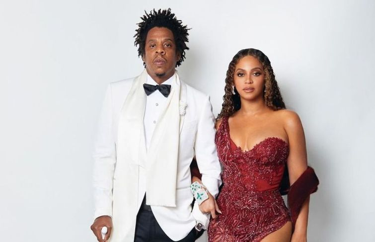 Jay-Z and Beyonce Showed Up In A 'Perfect Gatsby'