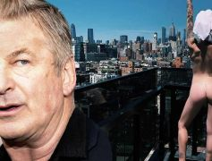 Alec Baldwin Cringes at Daughter Ireland's Butt Naked Instagram Photo