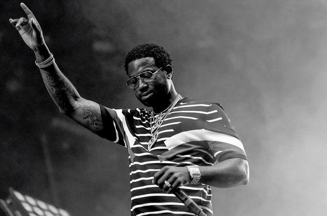 Gucci Mane to Pay Baby Mama $10,000 a Month