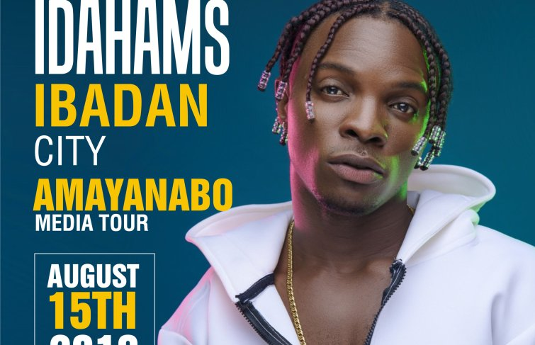 IDAHAMS 'AMAYANABO' MEDIA TOUR EN-ROUTE TO THE CITY OF IBADAN