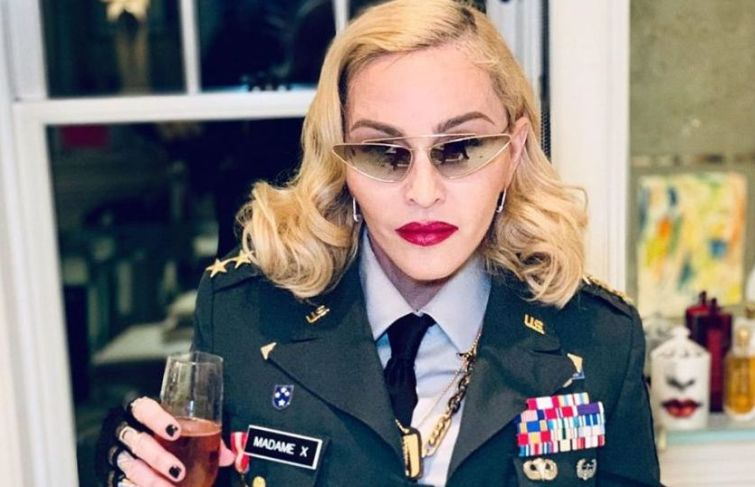 Madonna Celebrates 61st Birthday By Getting Entertained By Her Son