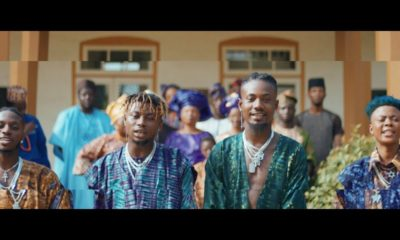 Street Billionaires Releases Video For 'Yoruba Ni Mi'