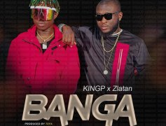 "KingP Drops New Music ""Banga"" Featuring Zlatan"