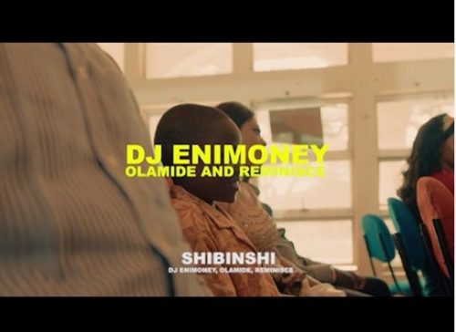 "DJ Enimoney Drops Visuals For ""Shibinshii"" Featuring Olamide and Reminisce"