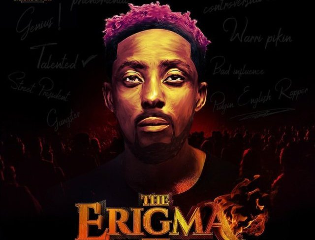 "Erigga Releases New Album ""Erigma II"" And New Single ""Two Criminals"" Zlatan"