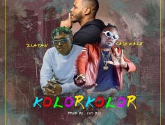 "Sina Rambo Releases New Music ""Kolor Kolor"" Featuring Zlatan & Cash Wale"