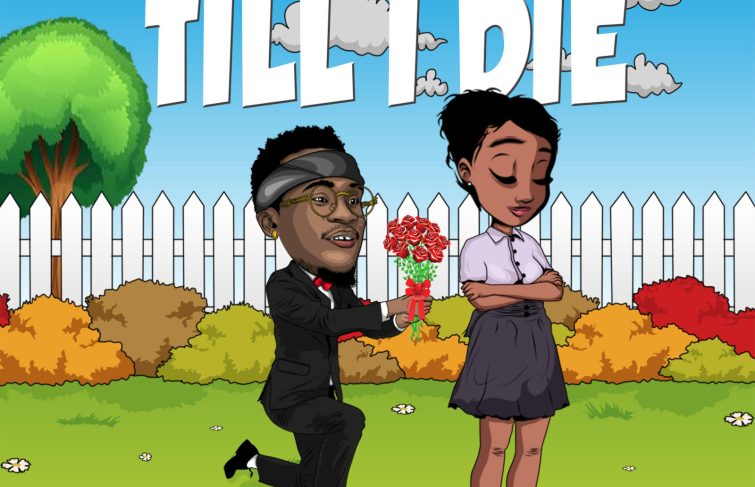 """DOTMAN RELEASES NEW MELODIOUS MUSIC """"TILL I DIE"""""""