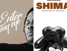 Idahams Releases Two Singles 'Shima' & 'Enter My Eye' For Lovebirds