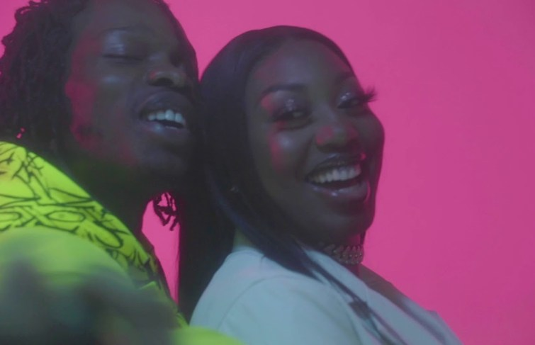"""Ms Banks Drops Video For Song """"Anywhere"""" Featuring Naira Marley"""