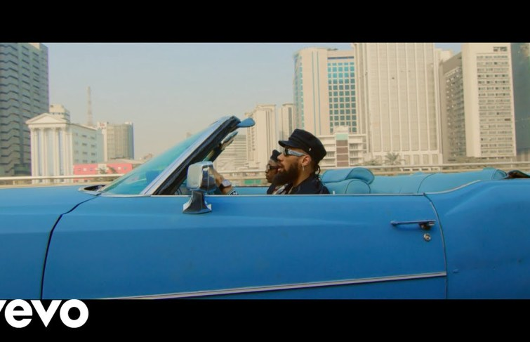 "Phyno Drops Video  For ""God's Willing"" Featuring Runtown"