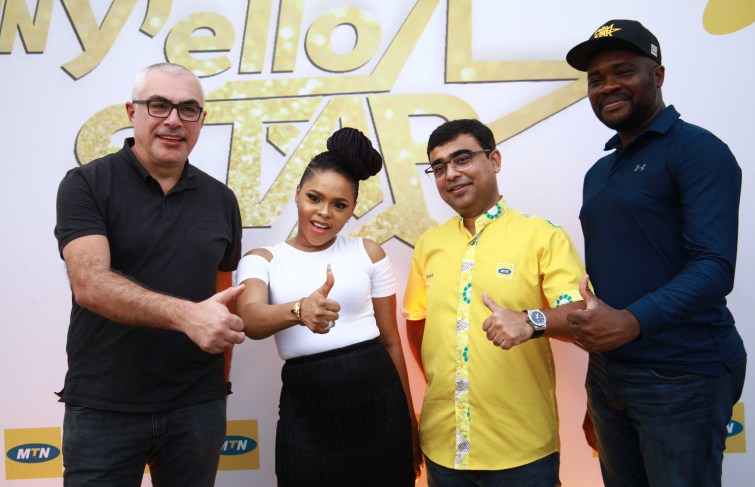 Y'ello Star – MTN Nigeria Begins The Search For The Next Music Superstar