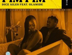 """Pim Pim"" Dice Ailes Drops New Single Featuring Olamide"