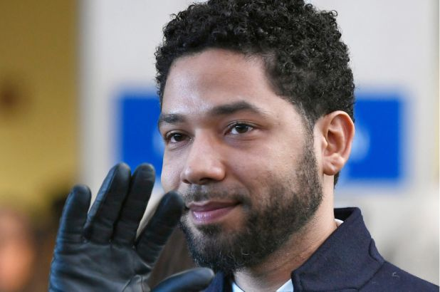 Jussie Smollett Indicted With SIX New Charges